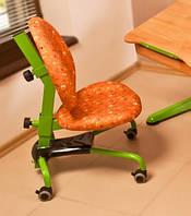 Кресло школьнику ортопедическое Нотки (оранж), фото 1