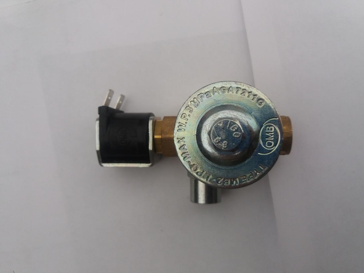 Електронний клапан газу OMB під 8 трубку
