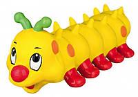 Игрушка Trixie Caterpillar для собак латексная, c пищалкой, 26 см, фото 1