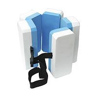 Пояс для аквааэробики и плавания PL-3354 (EVA, l-110 см)