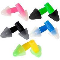Беруши для ушей в пласт. футляре AR-95205-20 DOME (силикон, цвета в ассортименте)