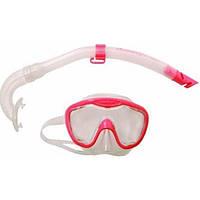 Набор для плавания детский: маска, трубка SPEEDO. Набір для плавання дитячий ZR8036311341.