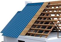 Как выбрать профнастил на крышу?