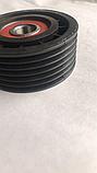 Ролик натяжителя дв.409 Е3 (ручейковий) УАЗ 452.31519.3163 (Ульяновськ), фото 2