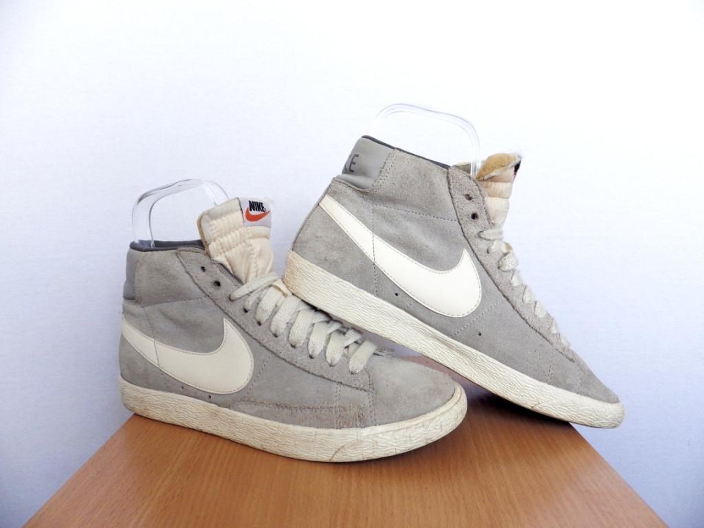 4b53988e Кроссовки Nike Blazer 100% ОРИГИНАЛ р-р 38 (24см) (Б/У, СТОК) найк ...