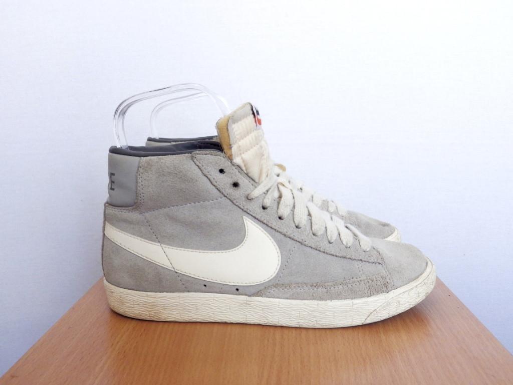 Купить Кроссовки Nike Blazer 100% ОРИГИНАЛ р-р 38 (24см) (Б У, СТОК ... b389decec71