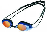 Очки для плавания стартовые TRACKS MIRROR UNISEX. Окуляри для плавання стартові