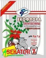 Экофлора грунт универсал 7 л