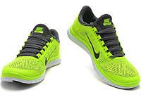 Кроссовки Nike Free Run 3.0 V5 Volt, фото 1