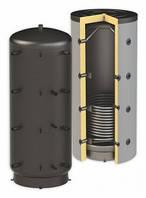 ProTech Буферная емкость 1000 л(с изоляцией и верхним теплообменником)
