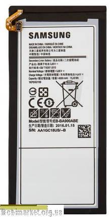 Акумулятор EB-BA900ABE для Samsung Galaxy A9 / A910 original 4000mAh, фото 2