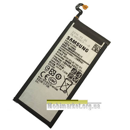 Акумулятор EB-BG930ABE для Samsung G930 Galaxy S7 (3000mAh), фото 2