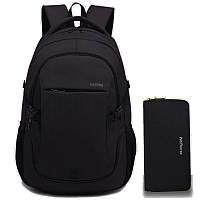 Рюкзак WH черный модель K70, фото 1