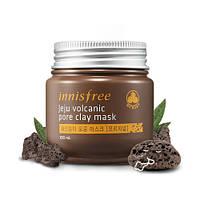 Суперочищающая маска для проблемной кожи Innisfree Jeju Volcanic Pore Clay Mask, 100 мл