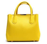 Женская сумка из искусственной кожи 510215 Желтый
