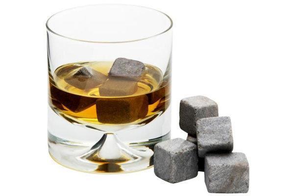 Камни для охлаждения виски (Мраморный)
