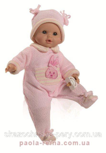 Озвученная кукла Соня в теплой одежде 08014, 36 см