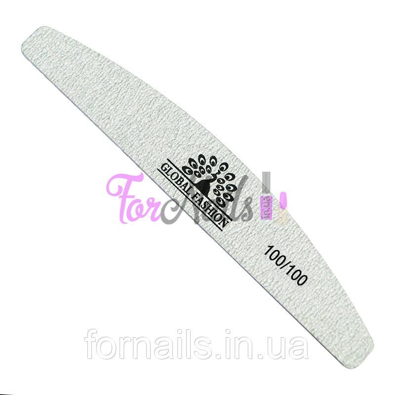 Пилка Global Fashion 100/100 бумеранг