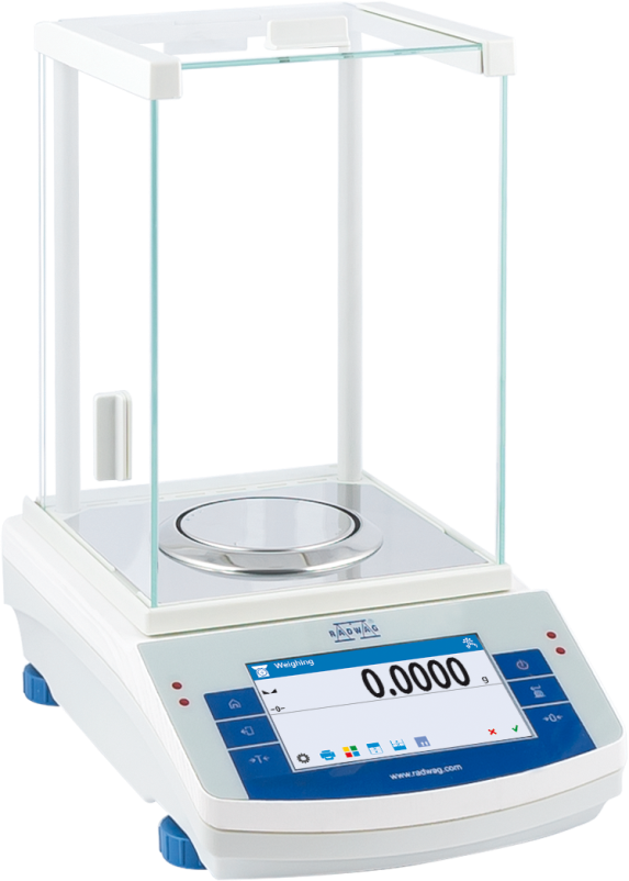 Весы электронные аналитические АS 82/220.Х2 до 220 г с точностью 0,00001/0,0001 г