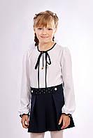 Школьные шорты-юбка 804-1