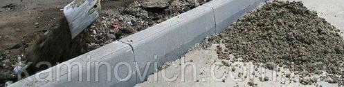 Бордюр дорожный прессованный, фото 2