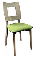 Деревянный стул C-615.1 Космо 01 дизайнерская мебель, цвет белый, Заказ от 2 штук