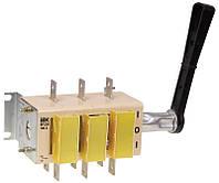 Выключатель-разъединитель ВР32И-39A71240 630А на 2 напр. передняя рукоятка IEK
