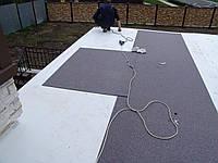 Резиновый коврик 1200х2400х15 серый