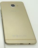"""Смартфон Samsung C9 (2SIM) 5,5"""" 453МБ/4ГБ 3,1/9,7Мп 3G gold золотой Гарантия!"""