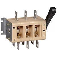 Выключатель-разъединитель ВР32И-37A71240 400А на 2 напр. передняя рукоятка IEK