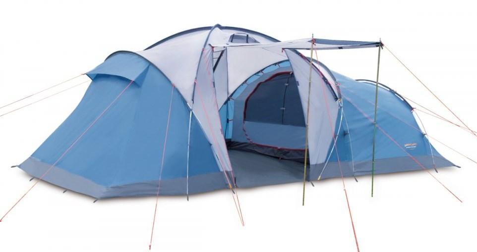 Шестиместная палатка Pinguin OMEGA 6, PNG 128.6.Blue