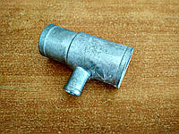 Трубка отводящая (тройник) Газель