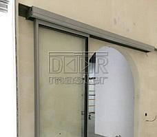 Автоматические двери Tormax WD2201 T, Most Playland (г. Днепр) 28.12.2015 1