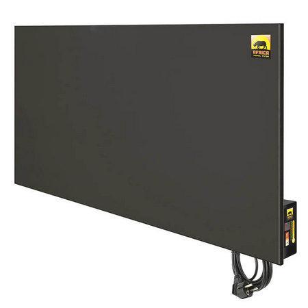Склокерамічний обігрівач AFRICA X-760 black (термостат+таймер)