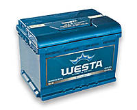 Аккумулятор WESTA 6CT- 60Аh EN600 (1 L) (242x175x175) (Premium)