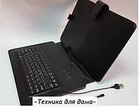 Чехол для планшета 10.1 дюймов с клавиатурой, USB KL-10 (GM1-GM24) d