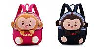 Детский рюкзак в виде мягкой игрушки купить