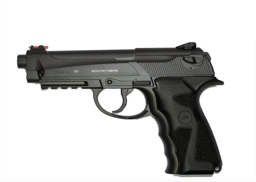 Пневматический пистолет Borner Sport 306 (Crosman C-31)