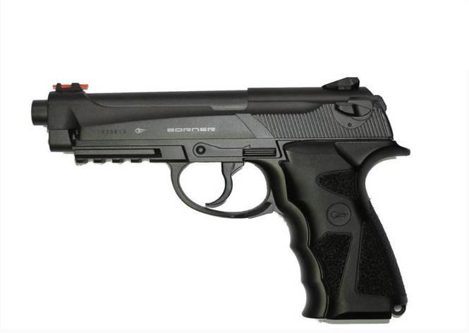Пневматический пистолет Borner Sport 306 (Crosman C-31), фото 2