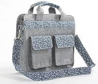 Женская сумка для ноутбука, фото 1