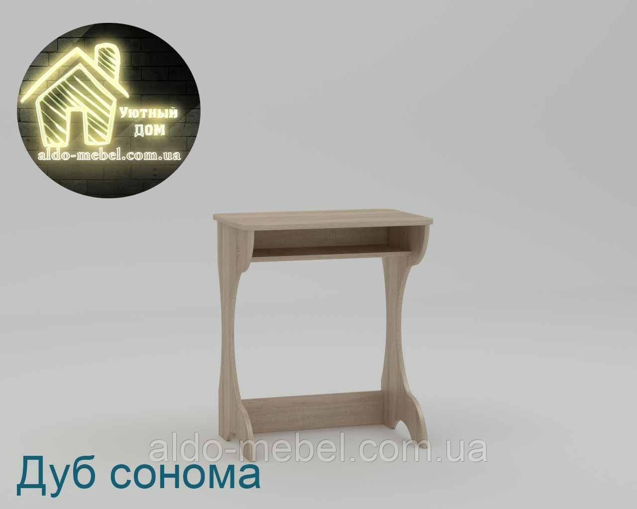 Стол письменный Юниор Ш - 640 мм; В - 750 мм; Г - 440 мм (Компанит)