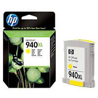 Струйный Картридж HP 940XL Желтый (C4909AE)
