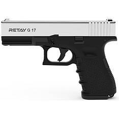 Стартовый пистолет Retay G17 Chrome