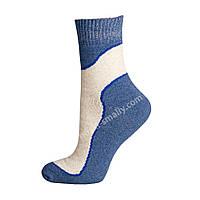 Носки оптом женские махровые из льна, фото 1