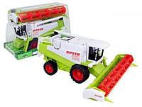 Детский инерционный комбайн ZZ Toys (M 1106 U/R)