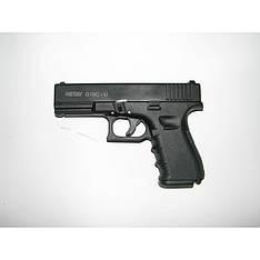 Стартовый пистолет Retay G19C Black, 14 патронов