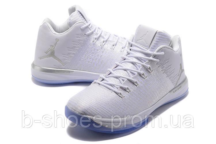 Мужские баскетбольные кроссовки  Air Jordan  31 Low (Pure Money)