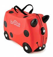 Детский чемодан для путешествий Trunki 0092-GB01-UKV