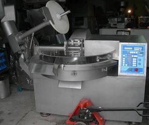 Куттер Kn-125 Sm Тайфун для пищевых производств, фото 2