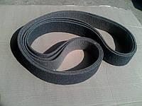Шлифовальная лента скотчбрайт для Гриндера 50х1200, нетканный абразивный материал ultra fine